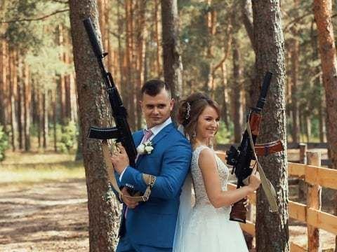 Wedding day 07/07/2018