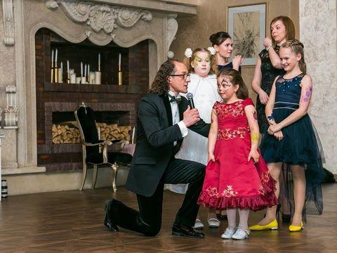 ES. Евгений Спэнк, ведущий на свадьбу.. Эпизоды праздника..