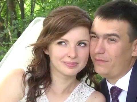 Свадьба в Добринке.Виталий и Яна.2015 год
