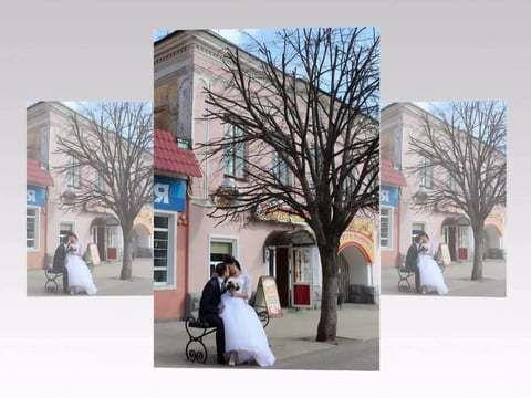 Свадебные фотослайды