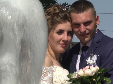 Свадьба Евгения и Веры