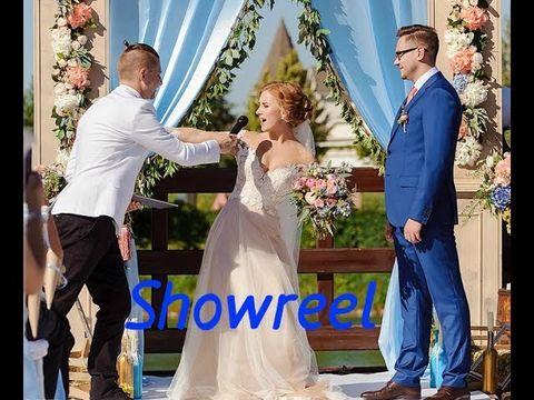 Ведущий Дмитрий Саврасов - Свадебный Showreel