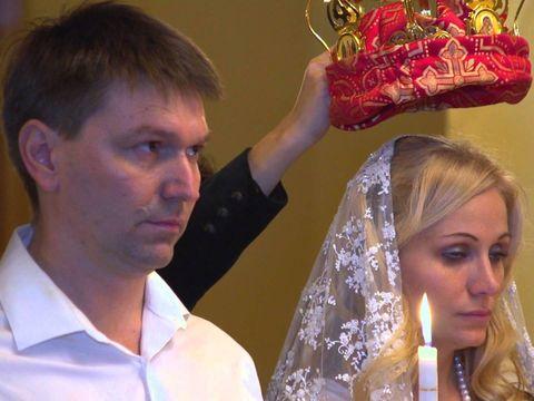 Венчание Дениса и Аллы