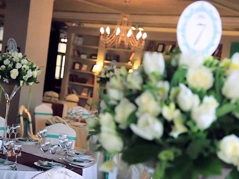 Свадьба в ресторане Terrine