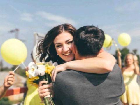 лимонная свадьба Катерины и Данилы, Рязань