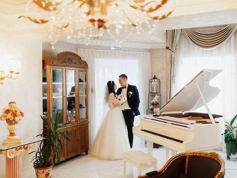 Свадьба Алексея и Оксаночки