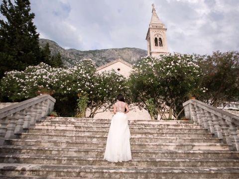 Videoportrait of Victoria, Montenegro 2016