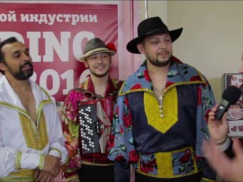 """Цыганский Ансамбль """"ЧЕРГЭН"""" в шоу свадебной индустрии."""