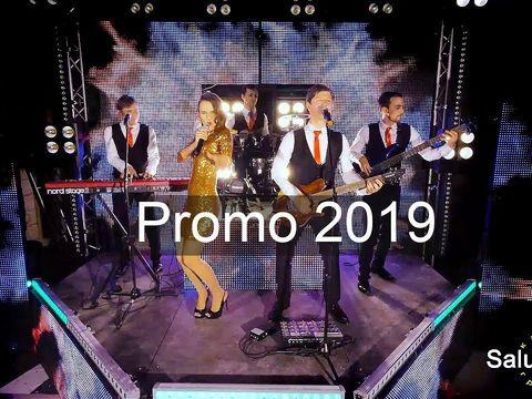 """промо видео 2019 кавер группа """"Salut band"""""""