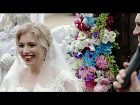 Свадьба Романа и Ольги. 10.06.17