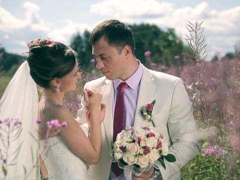 Илья и Ольга