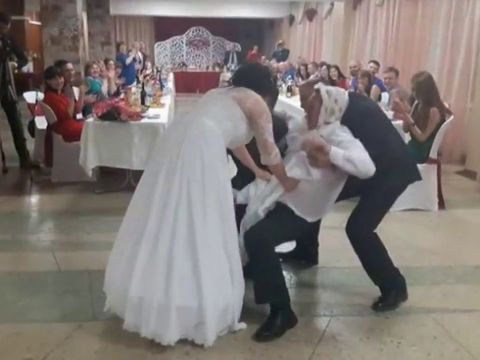 Свадьба Адександра и Анны 17.02.2017