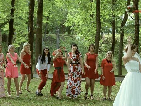 Андрей и Анастасия 8 июля 2016 (Свадебный клип)