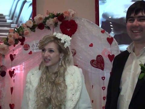 Владимир и Кристина (14.02.2014)