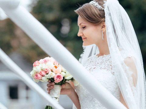 История свадебного дня Дарьи и Александра