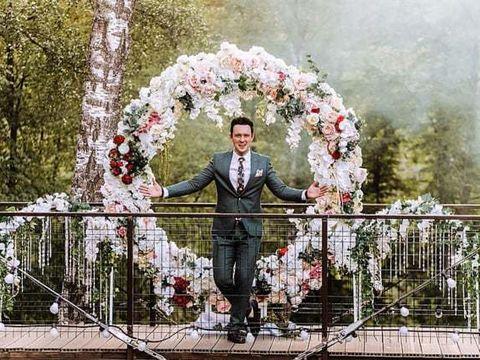 wow свадьба ведущий Иван Манохин