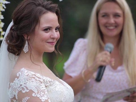 Свадьба Евгения и Светланы 29 июля 2017 года