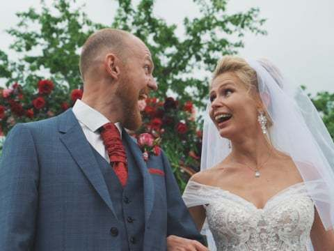 Alex + Natasha. Wedding day