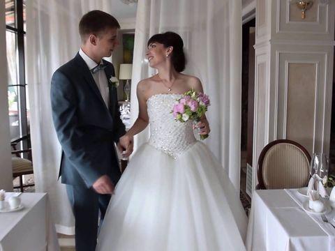 Михаил и Алина