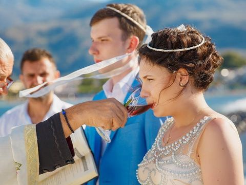 Венчание на Крите. Свадьба в Греции