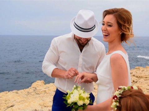 Backstage Свадьба на Крите за кадром