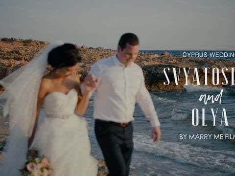 Svyatoslav & Olya | Cyprus Wedding by MarryMeFilms