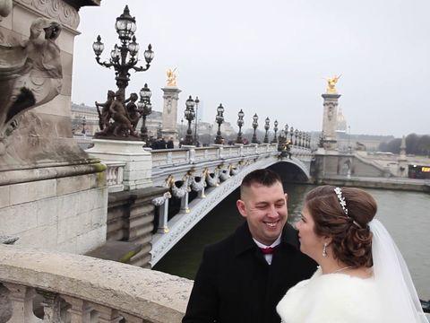 Свадьба и венчание в Париже