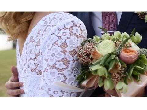 Анонс свадебного дня Евгении и Дмитрия
