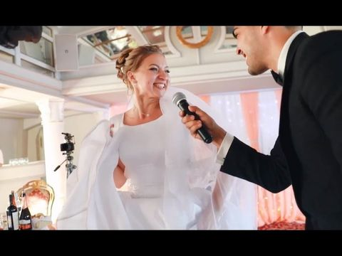 Свадьба Ромы и Оксаны