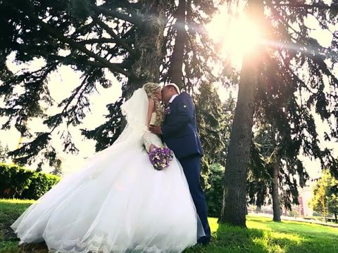 Лавандовая Свадьба Denis&Natalli